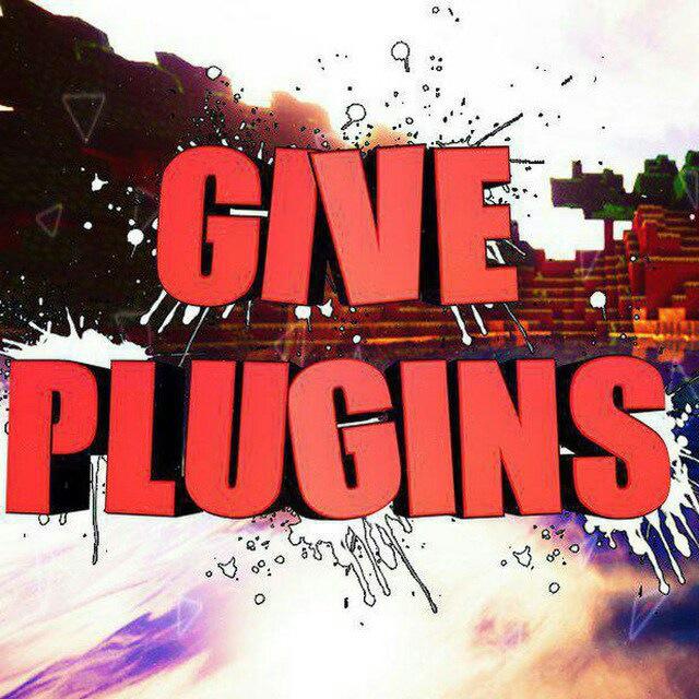 giveplugin - Channel statistics GIVE PLUGIN MINECRAFT  Telegram