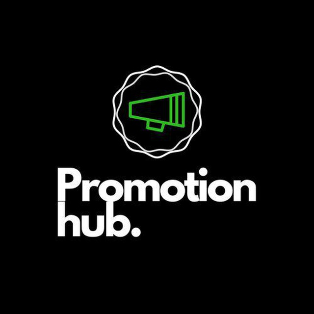 PromotionHub - Channel statistics PROMOTION HUB  Telegram Analytics