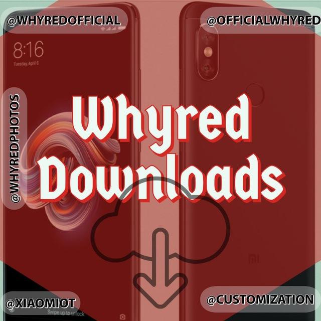 whyreddownloads - Channel statistics Whyred downloads