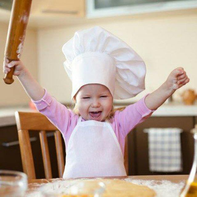Для открыток, смешные картинки ребенок готовиться