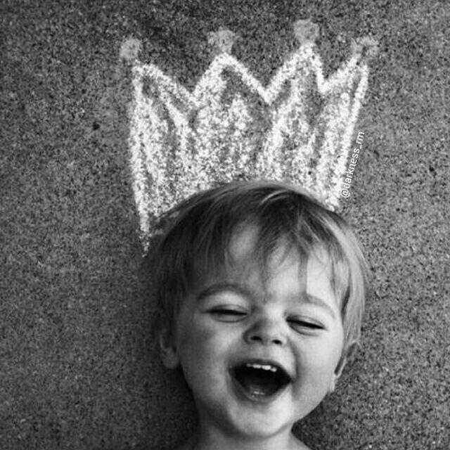 Хорошим, смешные картинки короны
