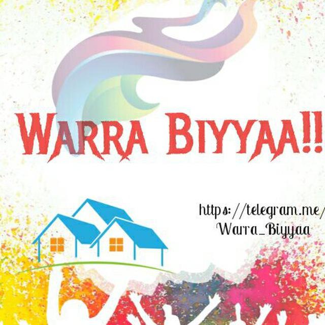Warra_Biyyaa - Channel statistics Warra Biyyaa!!  Telegram