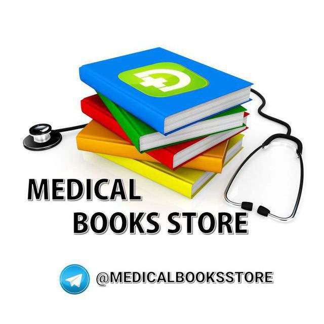 The best: medical book store telegram channel
